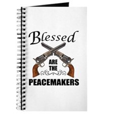 Blessed Are The Peacekeepers Journal