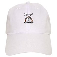 Blessed Are The Peacekeepers Baseball Baseball Cap