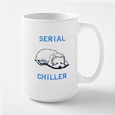Westie Serial Chiller Mug
