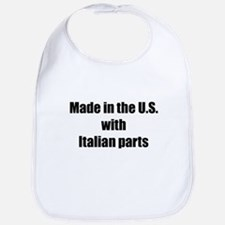Made in the U.S. with Italian Parts Bib