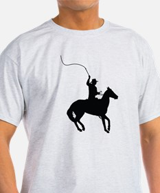 Horseman with Whip T-Shirt