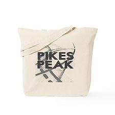PIKES PEAK! Tote Bag