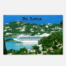Cruise Ship Postcards (Package of 8)