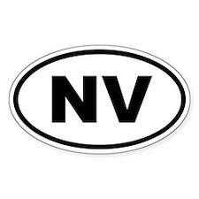 Nevada NV Decal