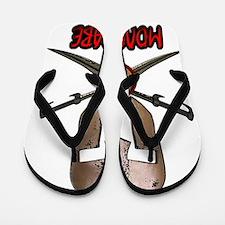 Molon Labe Flip Flops