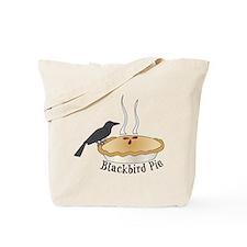 Blackbird Pie Tote Bag