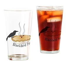 Blackbird Pie Drinking Glass