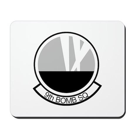 9th Bomb Squadron Mousepad