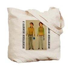 Nineteen Ninety Seven two ladies Tote Bag