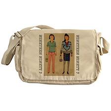 Nineteen Ninety Seven Messenger Bag