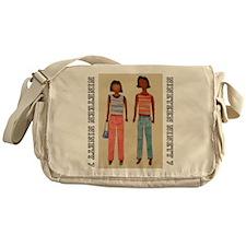 Nineteen Ninety Seven two ladies Messenger Bag