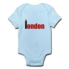 Big Ben London Body Suit