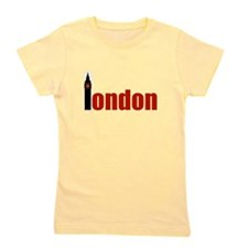 Big Ben London Girl's Tee