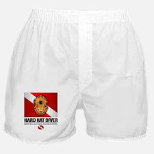 Hard Hat Diver Boxer Shorts