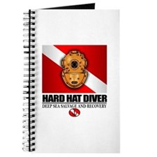 Hard Hat Diver Journal