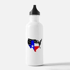 Not Texas Water Bottle