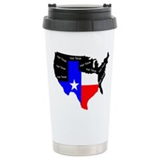 Not Texas Travel Mug