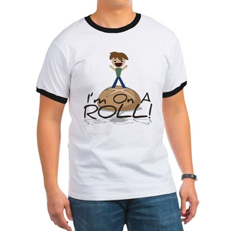 Funny On A Roll T-Shirt