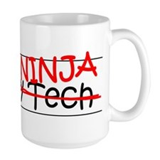 Job Ninja X-Ray Tech Mug