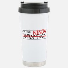 Job Ninja X-Ray Tech Travel Mug