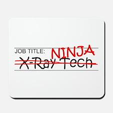 Job Ninja X-Ray Tech Mousepad