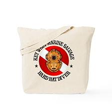 Key West Marine Salvage Tote Bag
