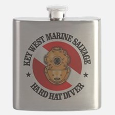 Key West Marine Salvage Flask