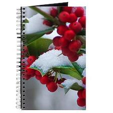 Christmas Berries Journal