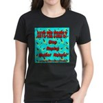 Save the firefly! Women's Dark T-Shirt