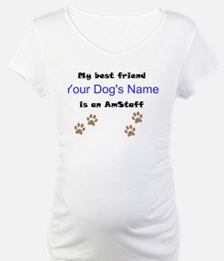 Custom AmStaff Best Friend Shirt