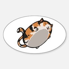 Flying Cat - Calico Decal