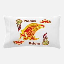 Phoenix Reborn Pillow Case