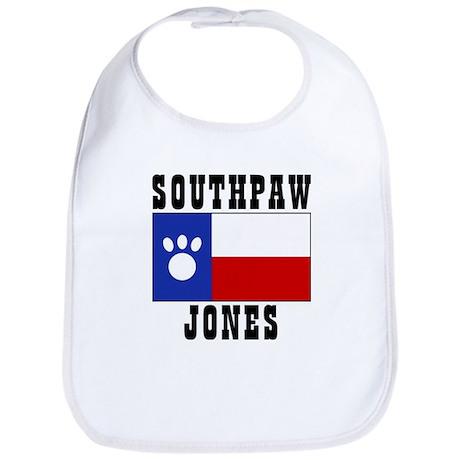 Southpaw Jones Bib