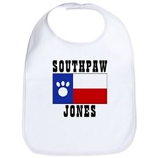 Southpaw Jones Bib