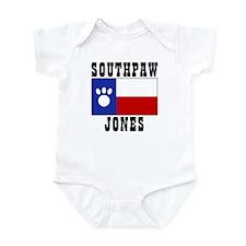 Southpaw Jones Infant Bodysuit