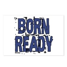 Born Ready Postcards (Package of 8)