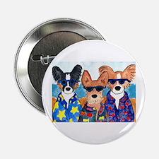 Beach Puppies Button