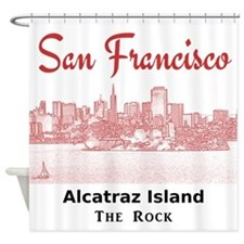 San Francisco Shower Curtain