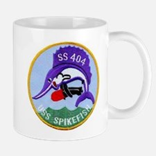 USS SPIKEFISH Mug