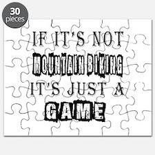 Mountain Biking Designs Puzzle