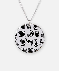 Funny cats Necklace
