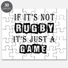 Rugby Designs Puzzle