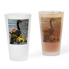 Gaggle Drinking Glass