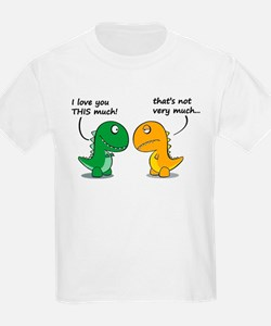 Cute Dinosaurs T-Shirt