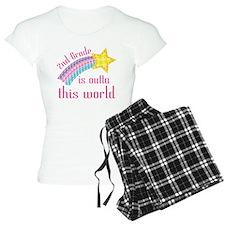 2nd Grade Outta This World Pajamas