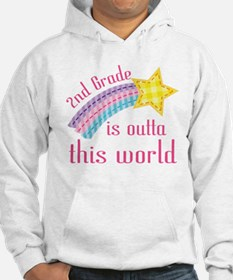 2nd Grade Outta This World Hoodie