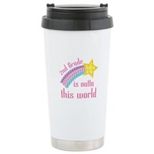2nd Grade Outta This World Travel Mug