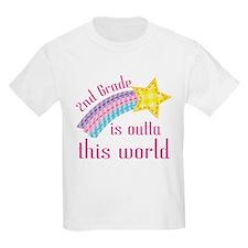2nd Grade Outta This World T-Shirt