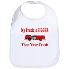 My Truck Is Bigger-Fire Bib