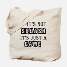 Squash Designs Tote Bag